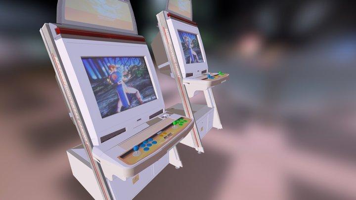 Naomi Cabinet 3D Model