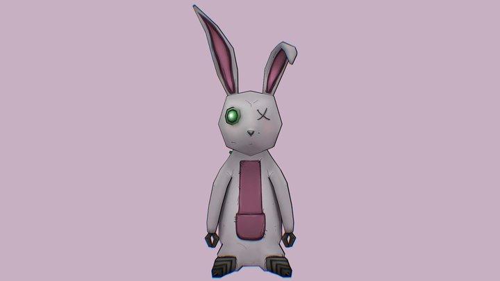 Tiny Tina's Rabbit - Borderlands 2 3D Model