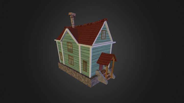 usual_bld_d 3D Model
