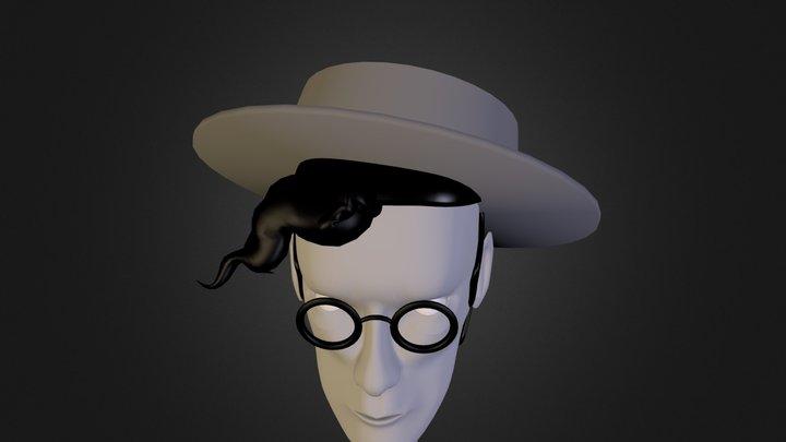 buster 3D Model
