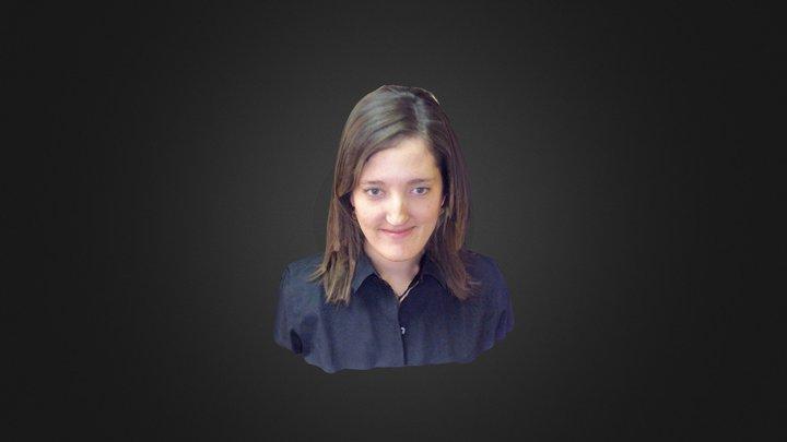 Kelly F 3D Model
