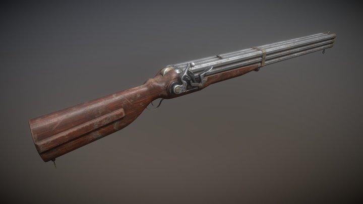 Shothug B 3D Model