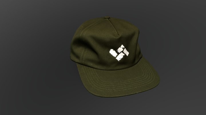 Severn - MASONRY CAP 3D Model