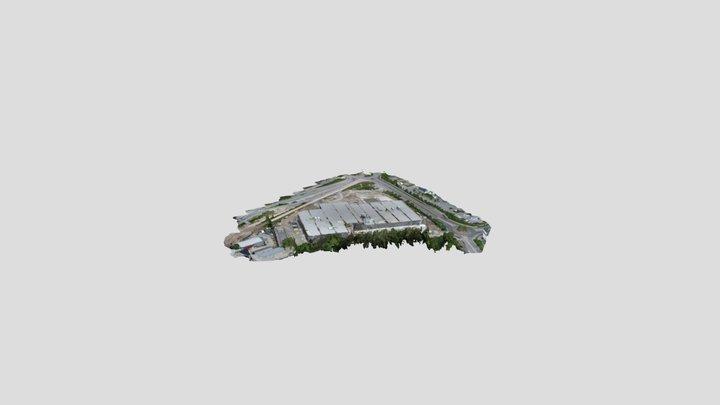 Stämpeln 200528 3D Model