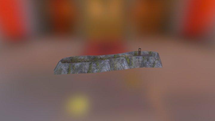iglesia outlast 3D Model