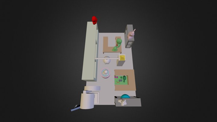 Studio 1 Collaborative 3D Model