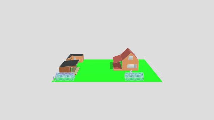 Troubnikoff Bor 3D Model