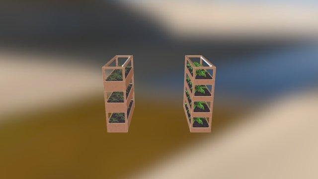 Test etagere 2 3D Model