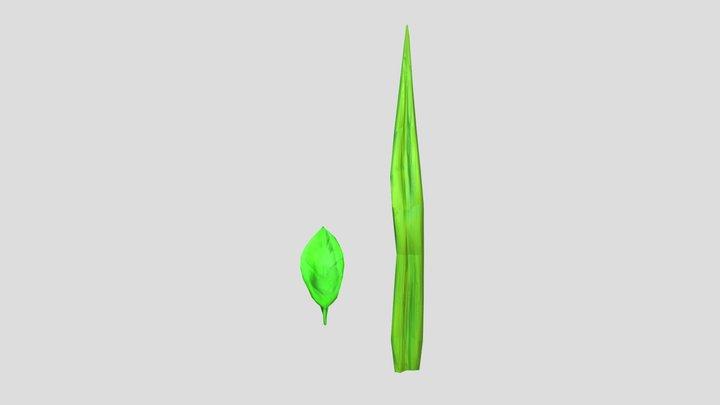 Week 5 - Foliage 3D Model