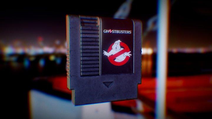 Phantom Ghostbusters 3D Model