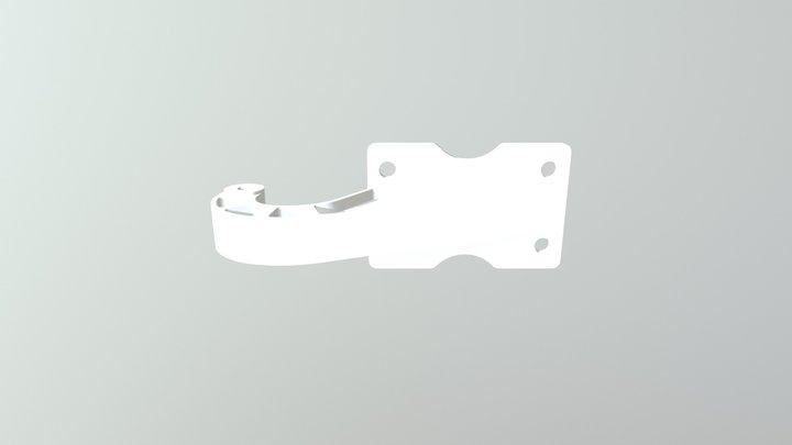 Hatch Bracket- Mesh 3D Model