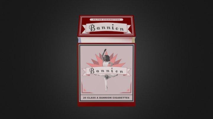 bannions 3D Model