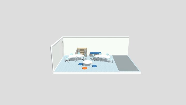 TTS - Junior Learning Support Year 3-4 (Y3 Size) 3D Model