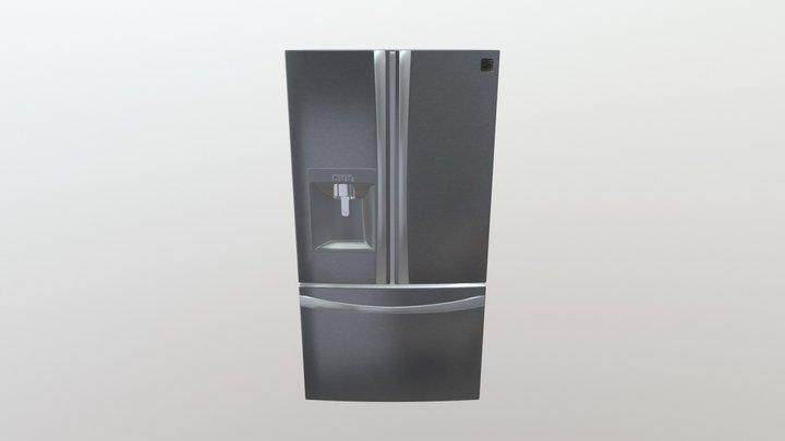 Kenmore Elite 74023 29.8 cu. ft. Refrigerator 3D Model
