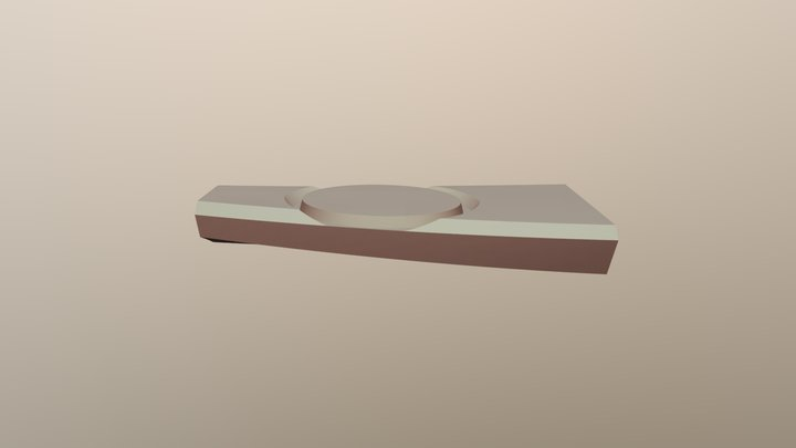 Trappe Ar 3D Model