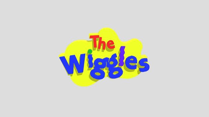 The Wiggles Logo! 3D Model