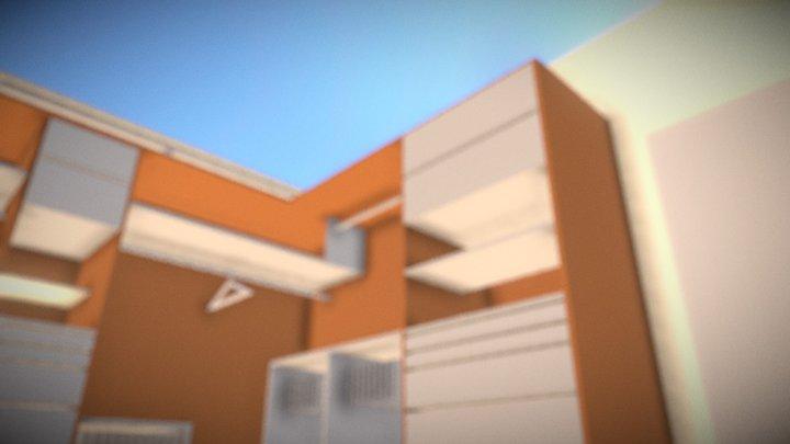 Walkin Closeth Lescot 3D Model