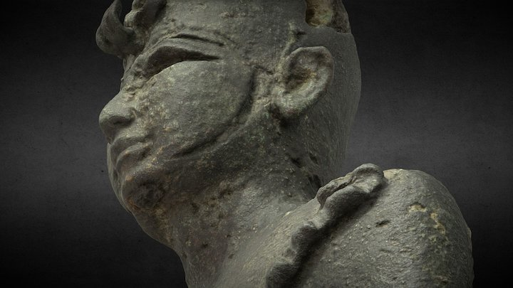 Pharaon High Quality 3D Model