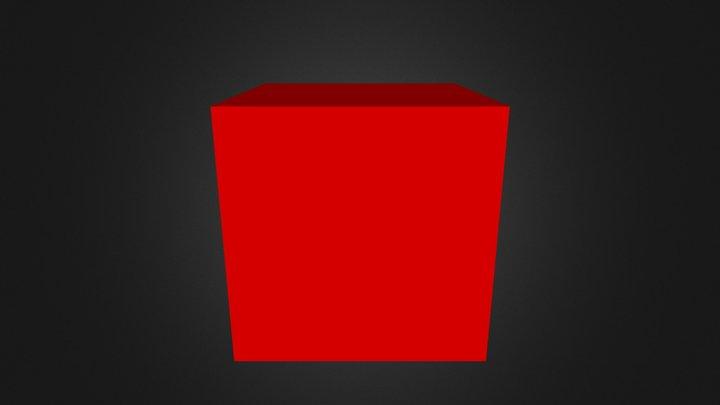 cub_test_anim 3D Model