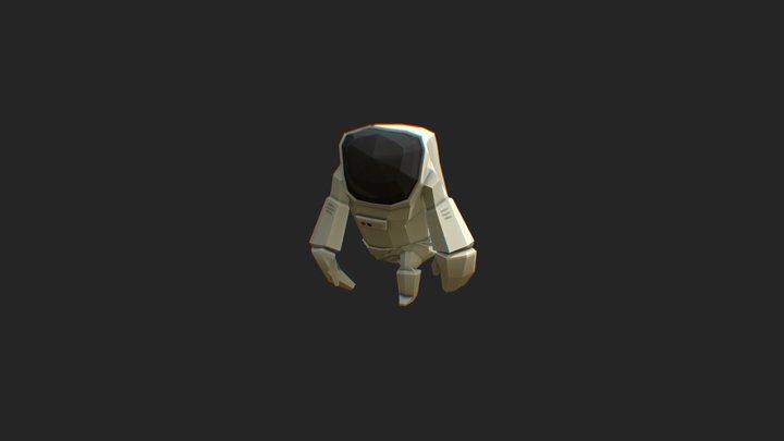Character . The Lostronauts 3D Model