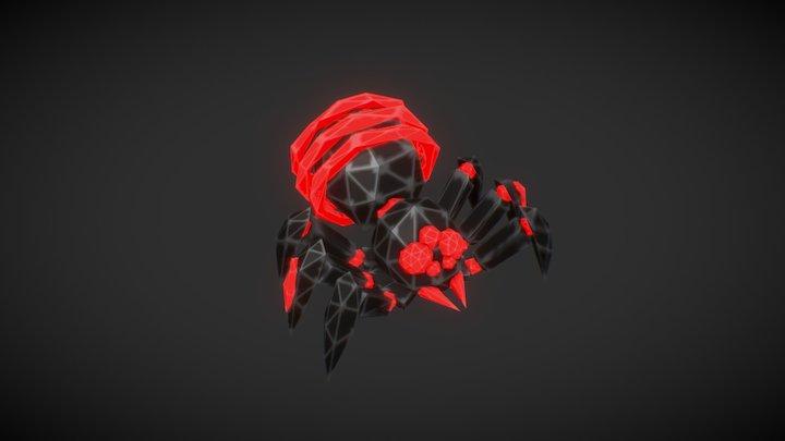 Aracnobot 3D Model