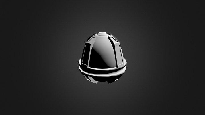 Bomb2 3D Model