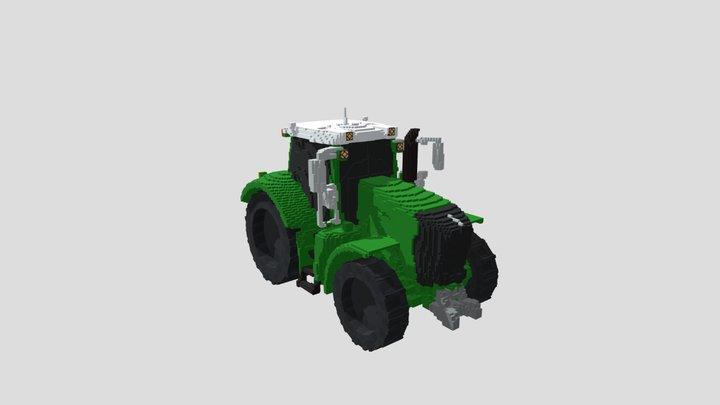Fendt Vario 1050 3D Model