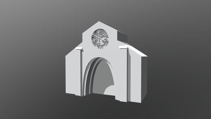 T84 Rosa Clara 3D Model