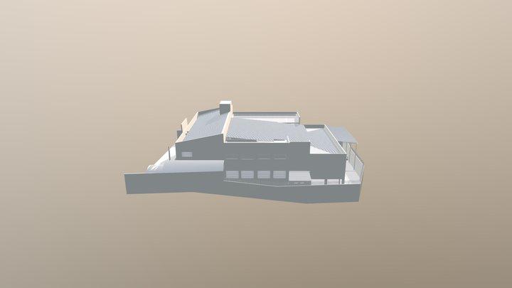ESCOLACADSTRAMENTO-FINAL- Vista3D-{3D} 3D Model