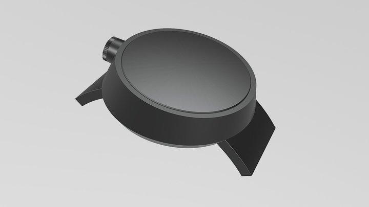 Bólido watchcase 3D Model