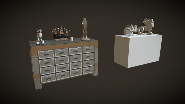 HomeWork_2.1 3D Model
