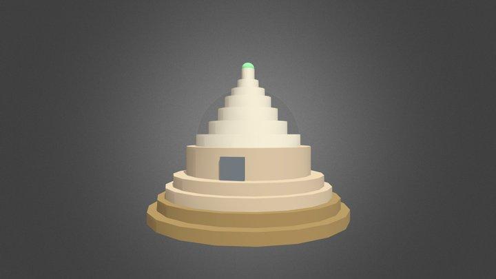 Purgatorio 3D Model