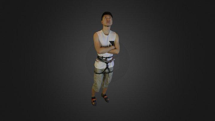 climber output 3D Model