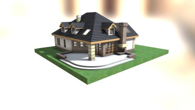 Lawenda II 3D Model
