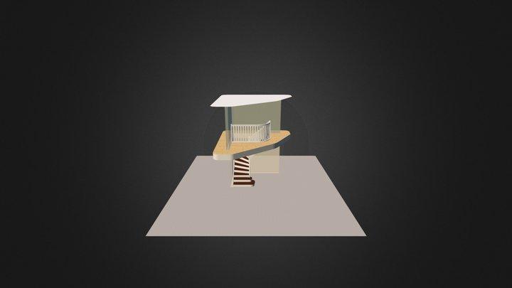 Trappa Broms 3D Model