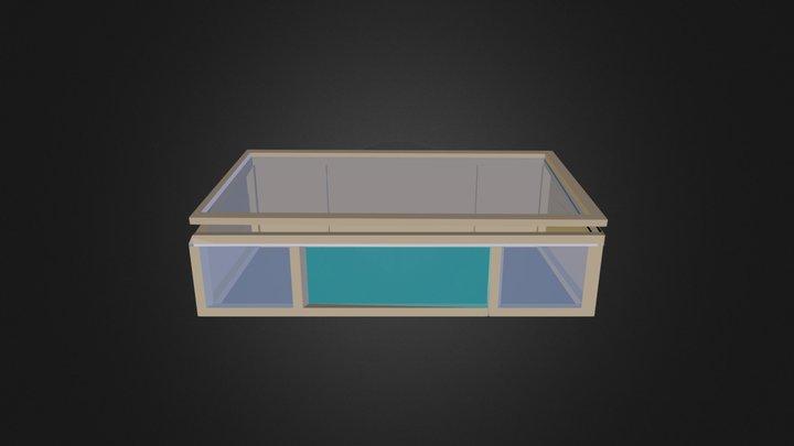 Serre 3D Model