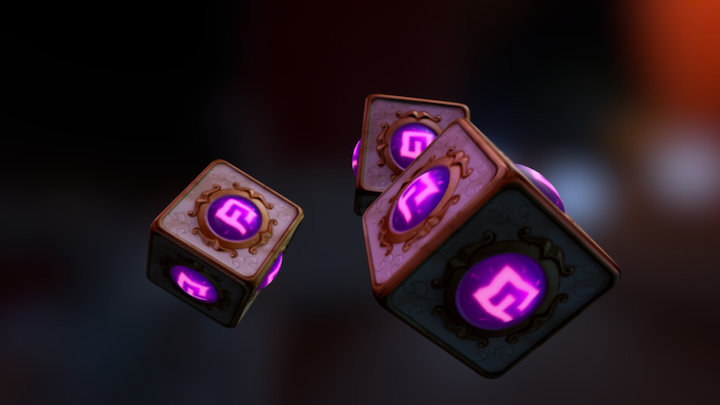 magical_dices 3D Model