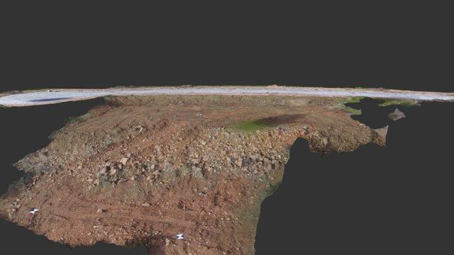 Fotogrametría Parcela Urbana 3D Model