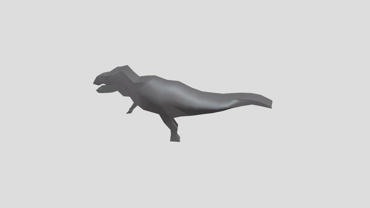 Trex 3D Model