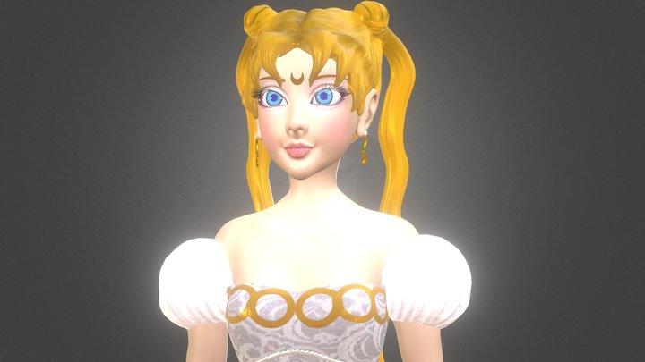 Serenity princess 3D Model