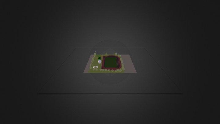 Tater Farm 3D Model