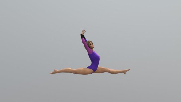 gymnastics 5 3D Model