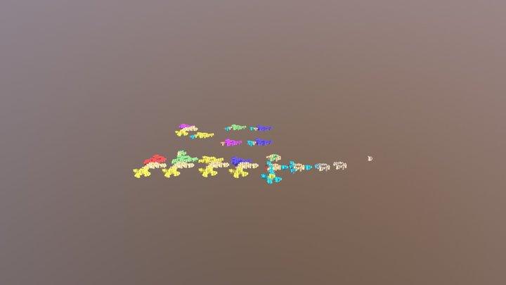 Nucleotides 3D Model