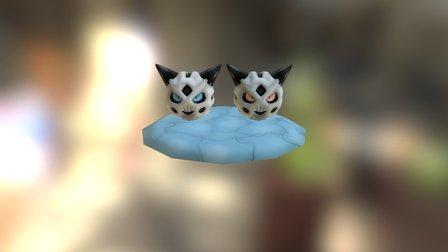 Glalie 3D Model