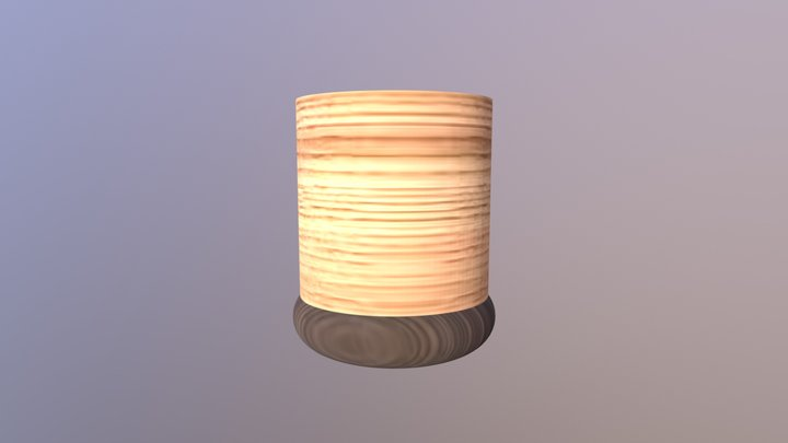 LIGHT UP THE WORLD 3D Model