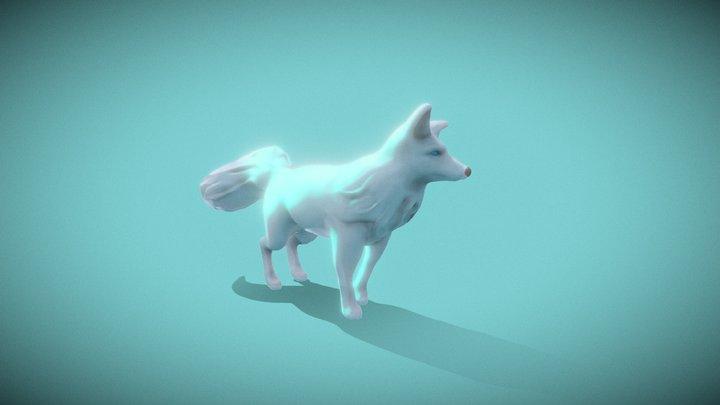 Arcticfox 3D Model