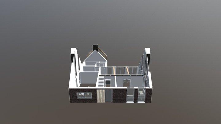 Model1 open 3D Model