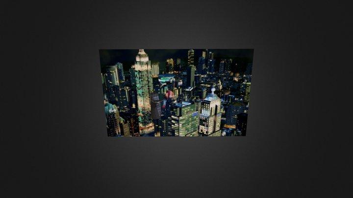 STARK TOWER 3D Model