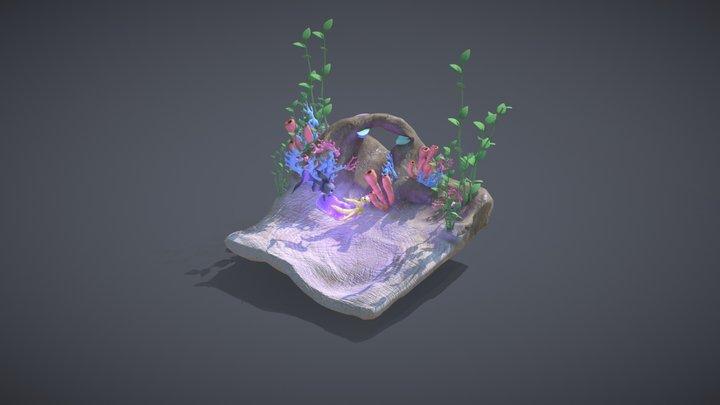 Underwater Play 3D Model