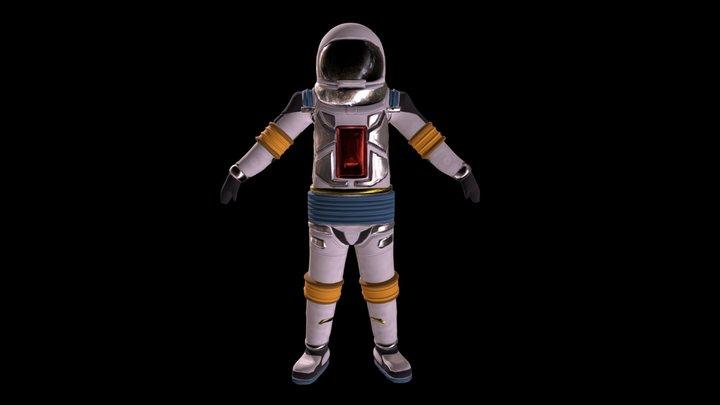 Astro13_Rigg 3D Model